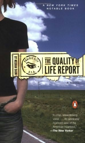 book cover of The Quality of Life Report