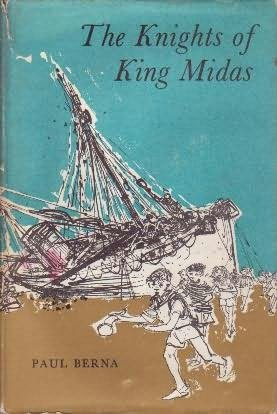 book cover of The Knights of King Midas
