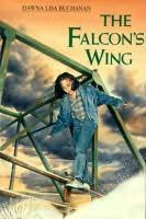 book cover of The Falcon\'s Wing
