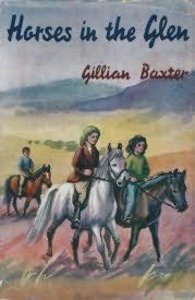 book cover of Horses In The Glen