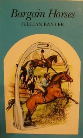 book cover of Bargain Horses