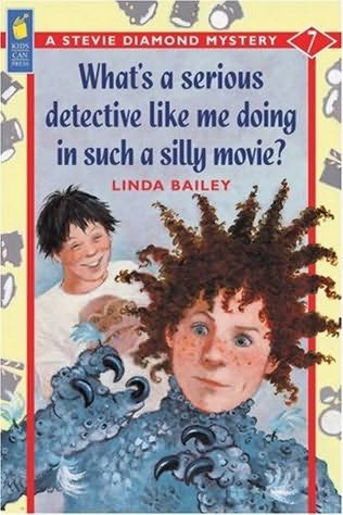 book cover of What\'s a Serious Detective Like Me Doing in Such a Silly Movie?
