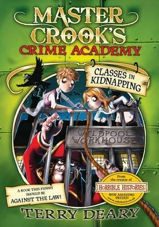 book cover of Classes In Kidnapping