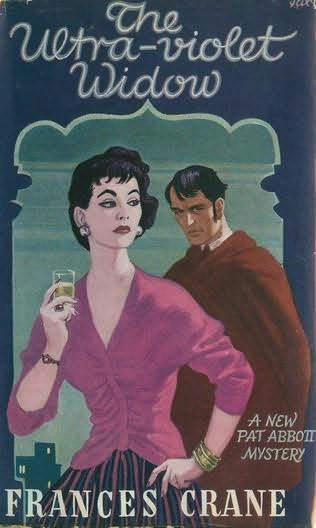 book cover of The Ultra-violet Widow