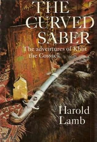book cover of The Curved Saber