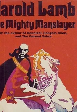 book cover of The Mighty Manslayer