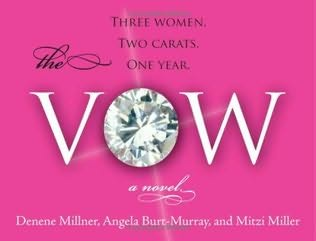 book cover of The Vow
