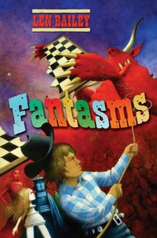 book cover of Fantasms