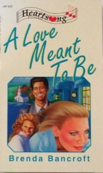 book cover of A Love Meant to Be