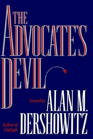 book cover of The Advocate\'s Devil