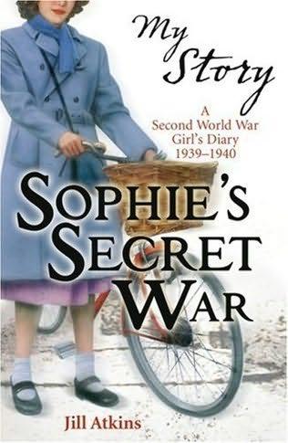 book cover of Sophie\'s Secret War