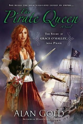 book cover of The Pirate Queen