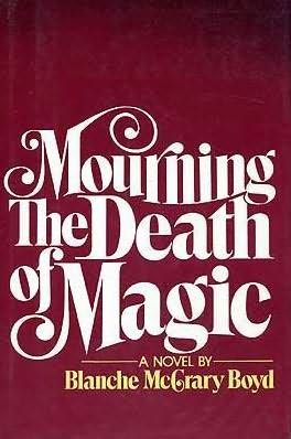 book cover of Mourning the Death of Magic