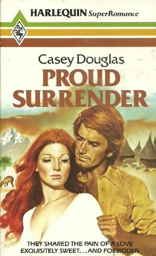book cover of Proud Surrender