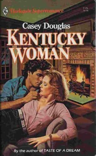 book cover of Kentucky Woman