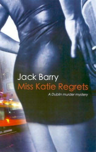 book cover of Miss Katie Regrets