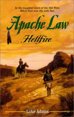 book cover of Hellfire