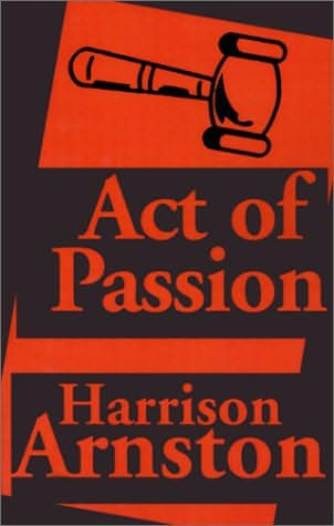 book cover of Act of Passion