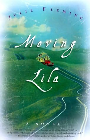 book cover of Moving Lila
