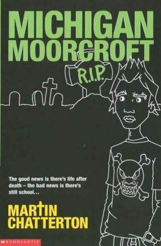 book cover of Michigan Moorcroft R.I.P