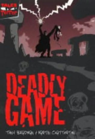 book cover of Deadly Game