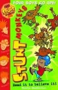 book cover of Four Boys Go Ape