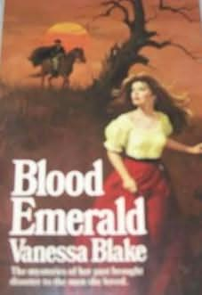 book cover of Blood Emerald
