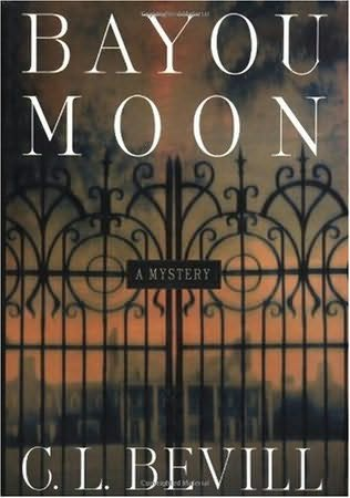 book cover of Bayou Moon