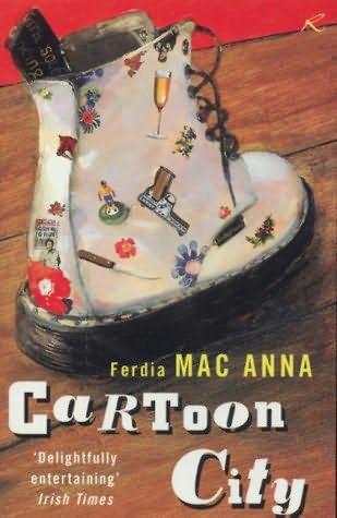 book cover of Cartoon City