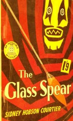 book cover of The Glass Spear