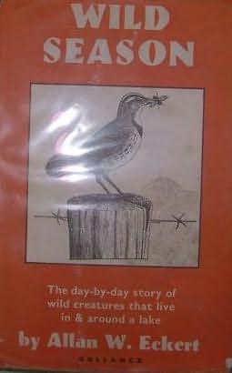 book cover of Wild Season