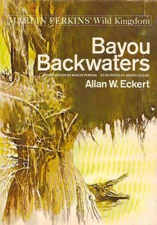 book cover of Bayou Backwaters