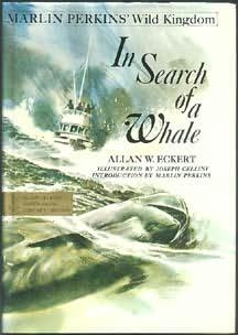 book cover of In Search of a Whale