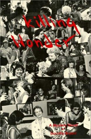 book cover of Killing Wonder