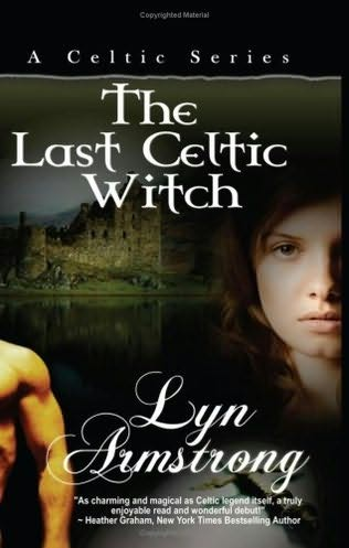 book cover of The Last Celtic Witch