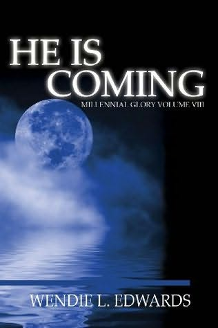 book cover of He Is Coming