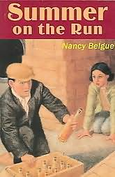 book cover of Summer On the Run