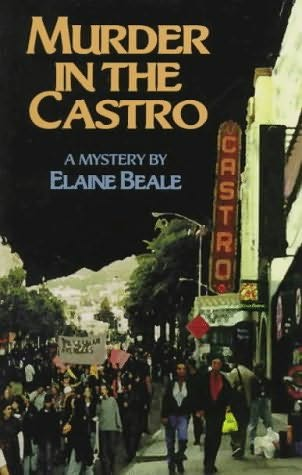 book cover of Murder in the Castro