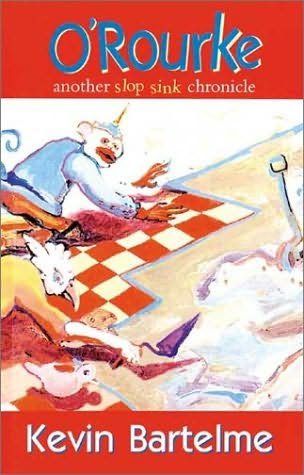 book cover of O\'Rourke