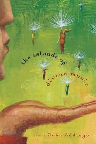 book cover of The Islands of Divine Music