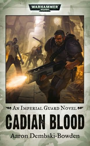 book cover of Cadian Blood