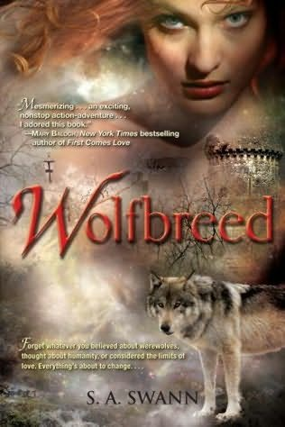 book cover of Wolfbreed