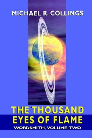 book cover of The Thousand Eyes of Flame