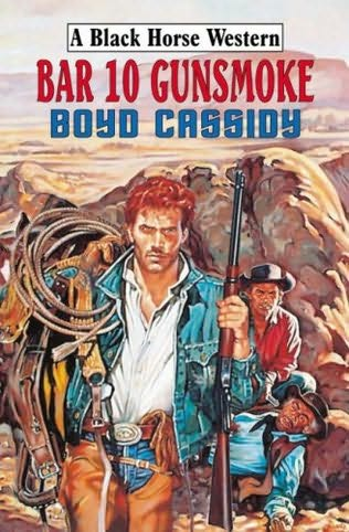 book cover of Bar 10 Gunsmoke