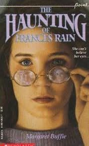 book cover of The Haunting of Frances Rain