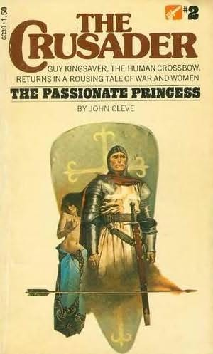 book cover of The Passionate Princess