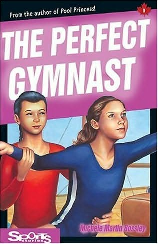 book cover of The Perfect Gymnast