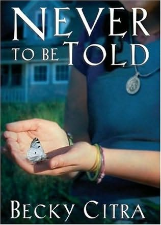 book cover of Never to Be Told