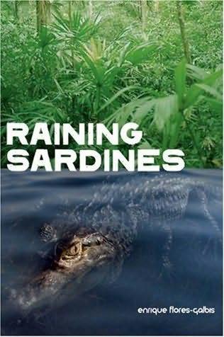 book cover of Raining Sardines