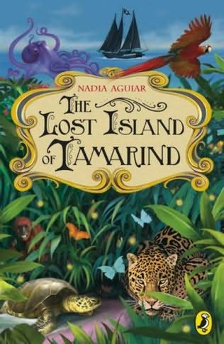 book cover of The Lost Island of Tamarind